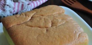 Sponge cake à la vanille au thermomix