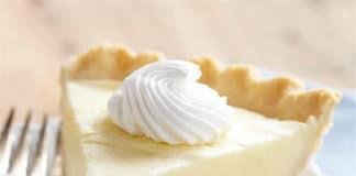 Tarte au citron à la crème au thermomix