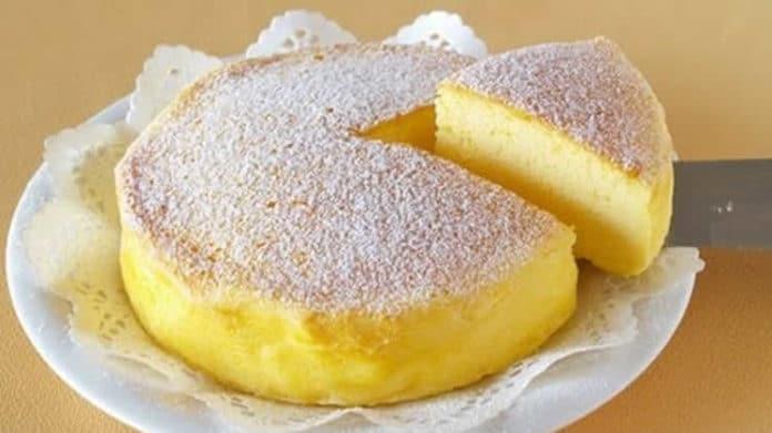 cheesecake japonais au thermomix