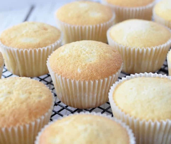 Cupcake à la vanille au thermomix