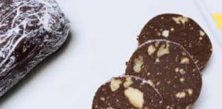 salami chocolat au thermomix