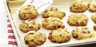 Biscuits aux lardons au thermomix