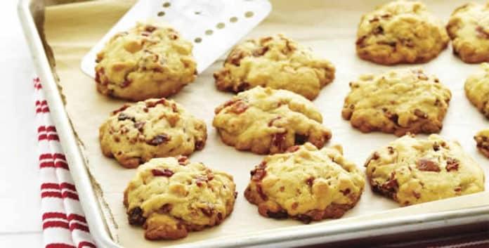 Biscuits aux lardons au thermomix