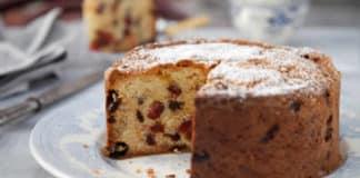 Cake fruits confits au thermomix