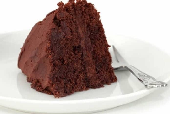 Cake moelleux au chocolat au thermomix