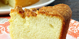 Cake nature rapide au thermomix