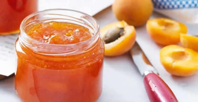 Confiture d'abricots facile au thermomix