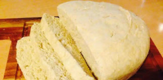 Pain cuisson varoma au thermomix