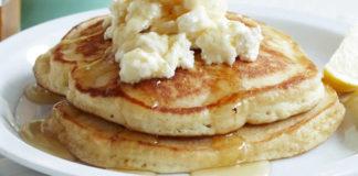 Pancake à la ricotta