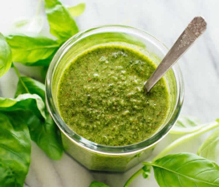 Pesto vert italien au thermomix