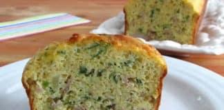 Recette cake au thon ww