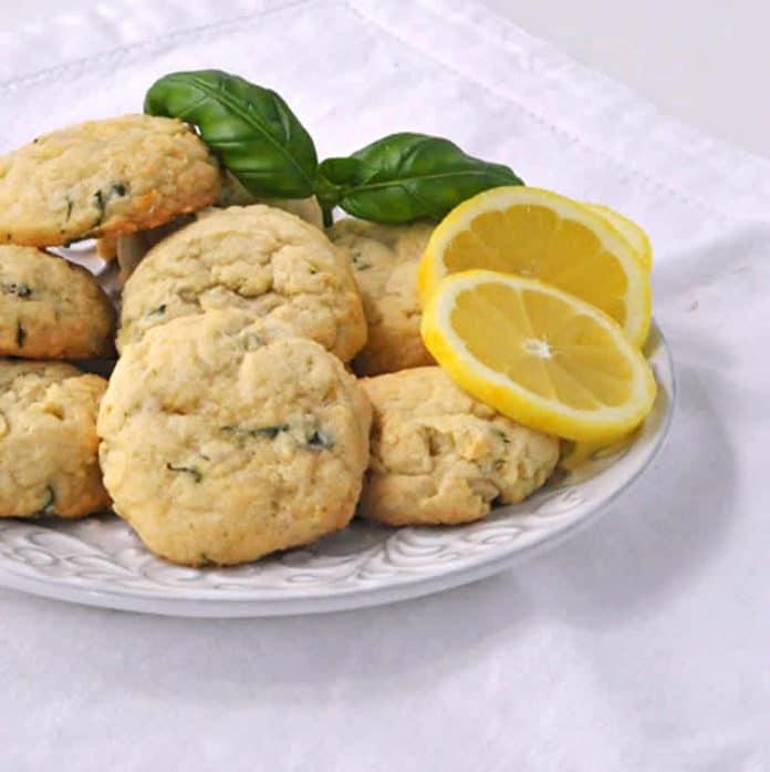 Recette cookies au citron ww