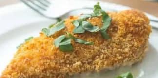 Recette poulet à la crème de basilic ww