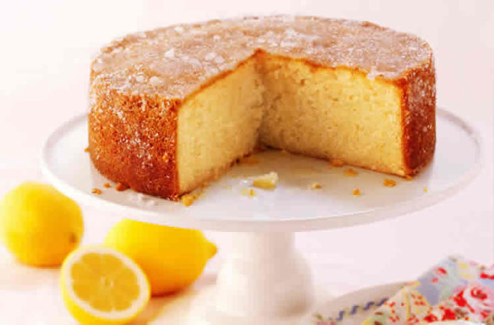 cake fondant au citron au thermomix