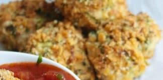 nuggets de poulet aux courgettes au thermomix