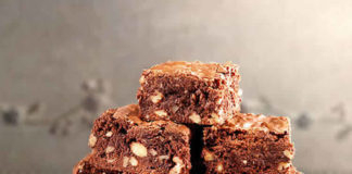 Brownies noisettes au thermomix