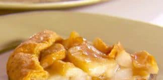 Comment faire la tarte aux poires