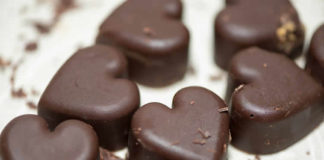 Recette de bonbon chocolat au thermomix