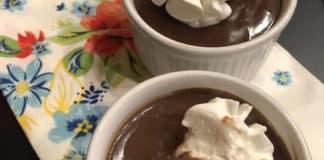 Recette de flan chocolat au thermomix