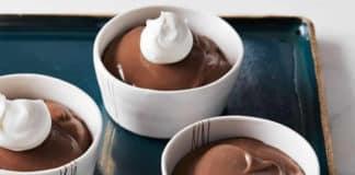 Recette du pouding au chocolat