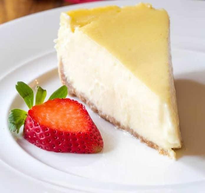 Recette gâteau au fromage blanc ww