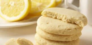 Biscuits sablés au citron au thermomix