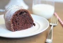 Gâteau au yaourt et chocolat au thermomix