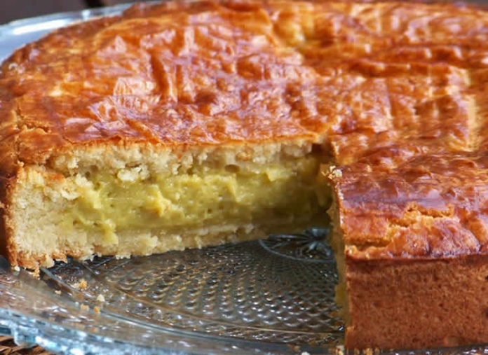Gâteau basque traditionnel au thermomix