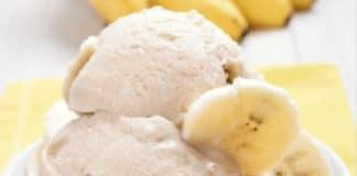Glace à la banane au thermomix
