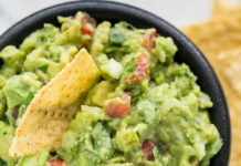 Guacamole mexicain au thermomix