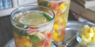 Mojito multi-fruits au thermomix
