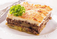 Moussaka facile au cookeo