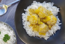 Recette sauce curry au thermomix
