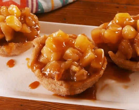 Recette tarte aux pommes ww
