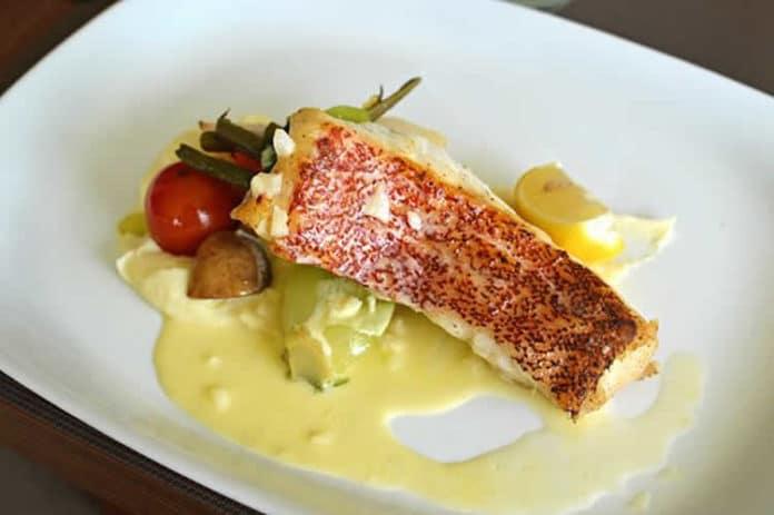Sauce au beurre blanc pour poisson au thermomix