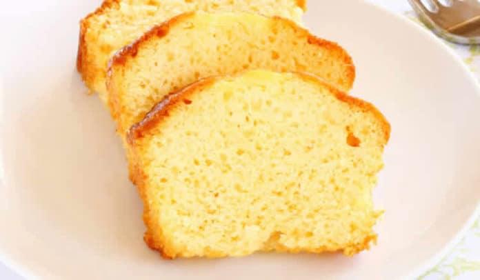 Cake au jus de citron au thermomix