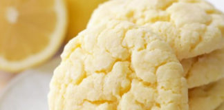 Cookies-biscuits citron au thermomix