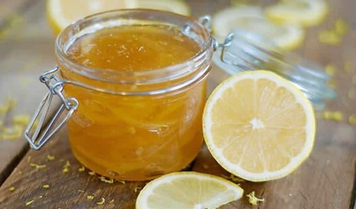 Marmelade de citron au thermomix