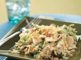 Poulet et haricots verts au cookeo