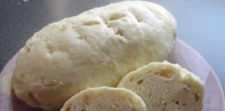 Recette de pain à la vapeur au thermomix