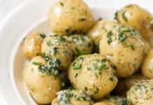 Recette pommes de terre sarladaise