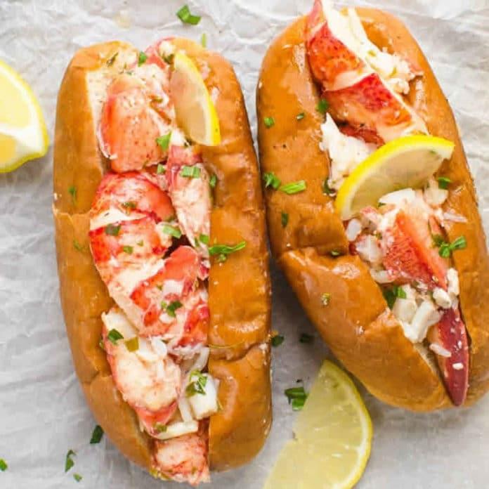 Rouleau de homard ww