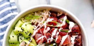 Salade de thon épicé ww