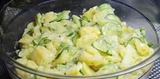Salade pomme de terre au thermomix