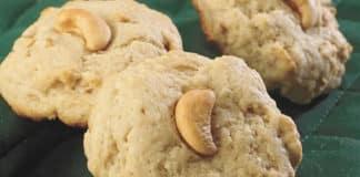 Biscuits au beurre et noix de cajou au thermomix