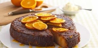 Cake à l'orange et chocolat au thermomix