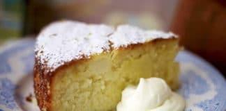 Cake moelleux au citron au thermomix