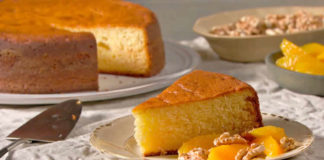 Cake nature moelleux au thermomix