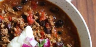 Comment faire un chili au cookeo