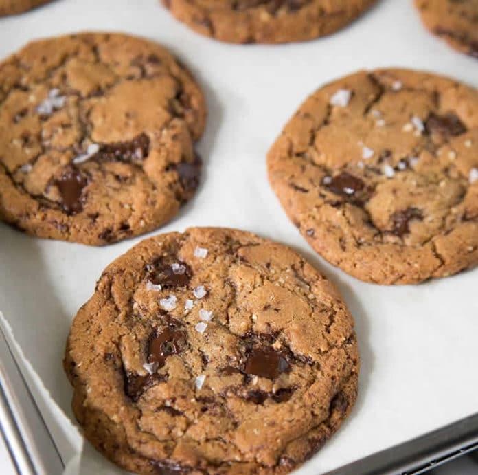Cookies chocolat et noisettes au thermomix